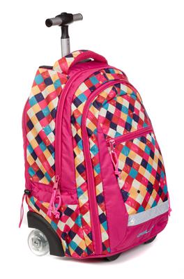 Детский рюкзак на колесах спб рюкзак lebron james 23