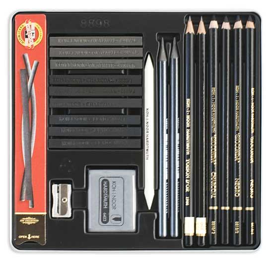 это как называется специальный карандаш для художественной графики правильно
